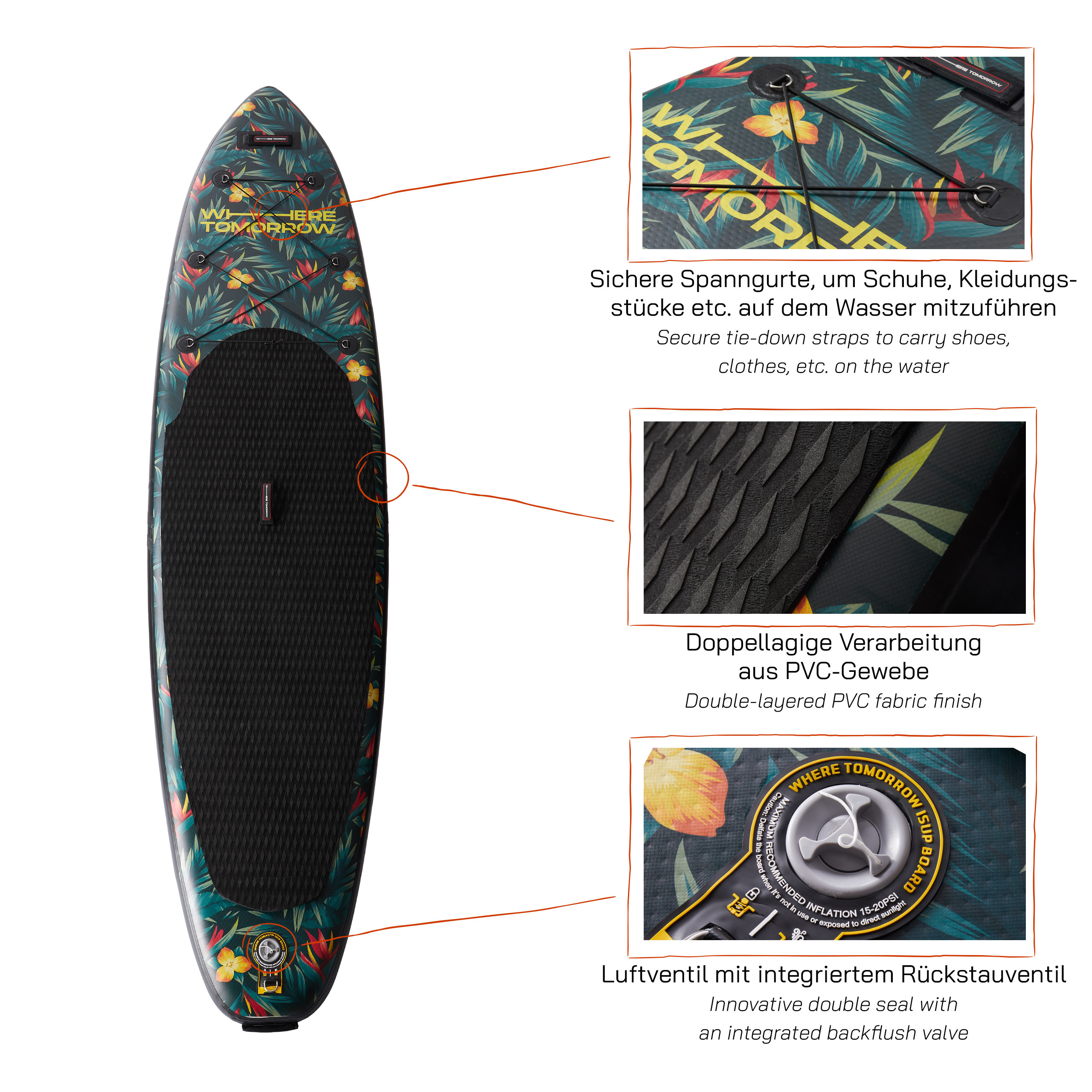 DoYourSports Stand-Up Paddle MEGADEAL !!